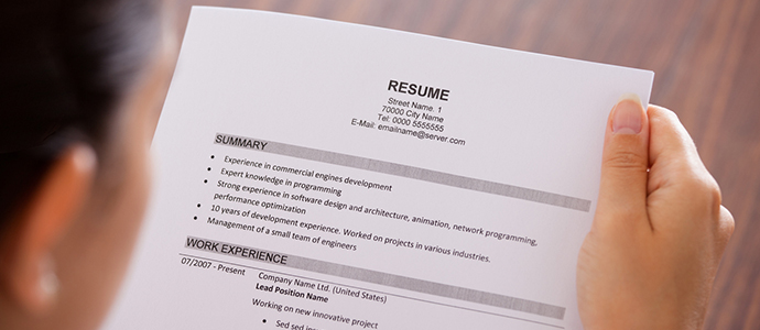 How to Make Your Epic Training Resume Shine - Healthcare IT ...