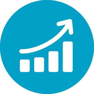 inc Growth Icon
